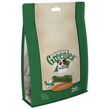 Greenies Dental Dog Treats Petite 12 oz