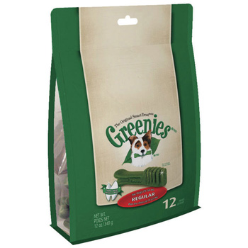 Greenies Dental Dog Treats Regular 12 oz