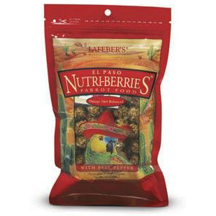 Lafeber's Gourmet El Paso Nutri-Berries for Parrots 10 oz