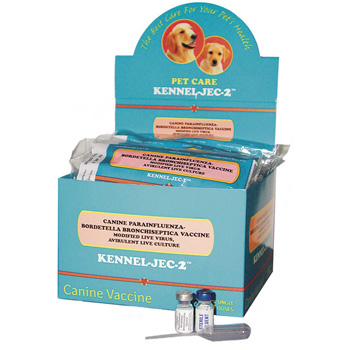 Kennel Jec 2 Single Dose with Applicator
