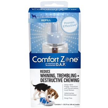 Comfort Zone with DAP for Dogs Diffuser Refill 48 ml