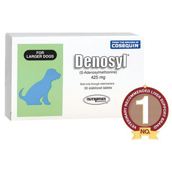 Denosyl Tablets for Large Dogs 425 mg X 30 ct
