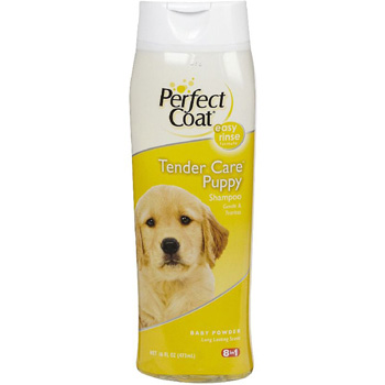Perfect Coat Tender Care Puppy Shampoo
