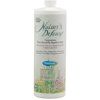 Natures Defense Concentrate 32 oz