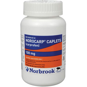 Rx Carprieve Caplets 100 mg X 30 ct