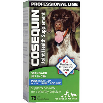 Cosequin Plus Boswellia & Hyaluronic Acid Chewables 75 ct