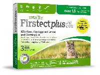 Firstect Plus Cats Over 1.5 lb 3 Dose