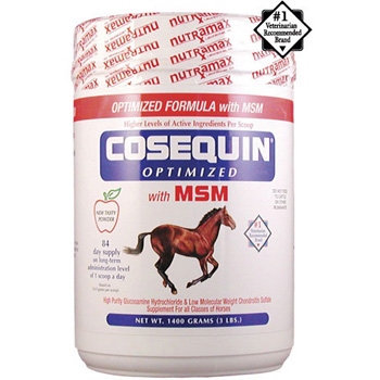 Cosequin Equine Optimized + MSM 1400 gm