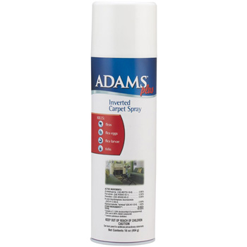 Adams Plus Flea and Tick Carpet Spray, 16 ounces