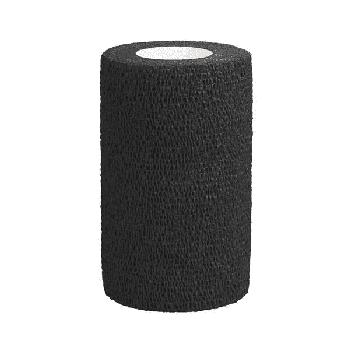 3M Vetrap Bandaging Tape, 4 Inches, Black