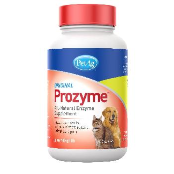 Prozyme All-Natural Enzyme Supplement for Dogs and Cats 454-grams