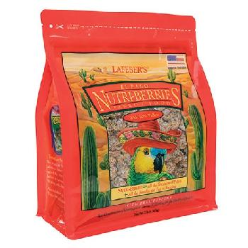 El Paso Nutri-Berries for Parrots 3 lb