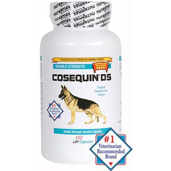Cosequin DS Double Strength Capsules 132 ct