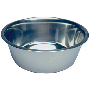 S/S MIRRORED BOWL 5QT.