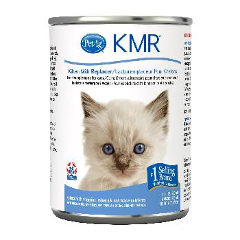 KMR Kitten Milk Replacer Liquid - 8 oz can