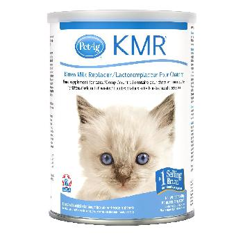 KMR Kitten Milk Replacer Powder - 12 oz can
