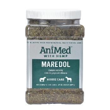 Maredol for Horses, AniMed with Hemp, 1 pound