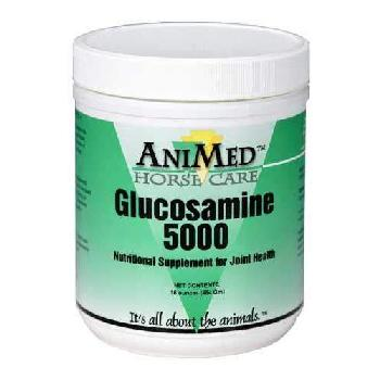 Glucosamine 5000 for horses, 16 ounces