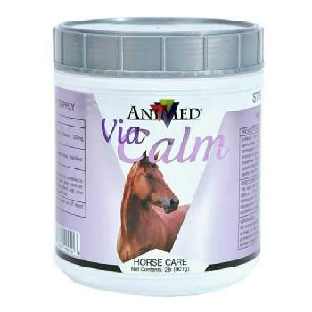 AniMed Via-Calm Horse Supplement 2 lbs tub