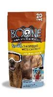 "Boone Rawhide with Chicken 3.5""-4"""