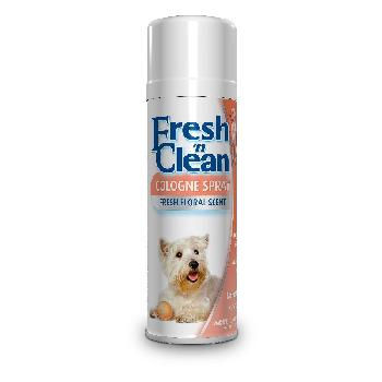 Fresh 'n Clean Cologne Spray, Fresh Floral Scent, 12 ounces