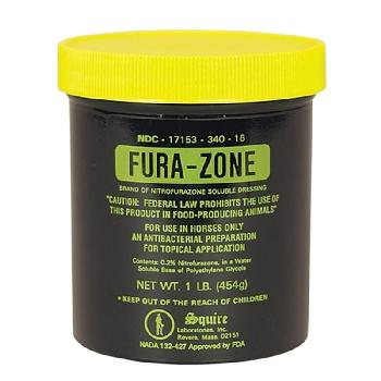 Fura-Zone Ointment for Horses 1 lb