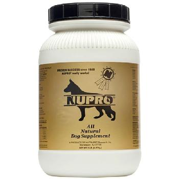 NUPRO Natural Dog Supplement 5 lbs