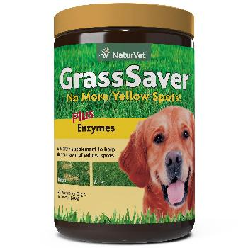 NaturVet GrassSaver 300 Wafers for Dogs