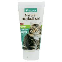 NaturVet Hairball Gel with Catnip