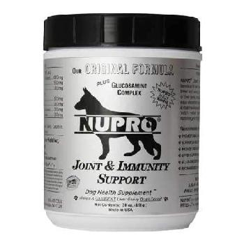 Nupro Joint & Immunity Support Dog Supplement, 30 oz