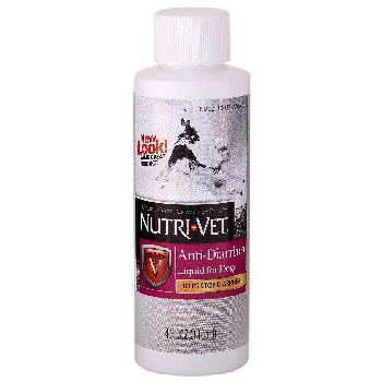 Nutri-Vet Anti-Diarrhea Liquid for Dogs 4 oz