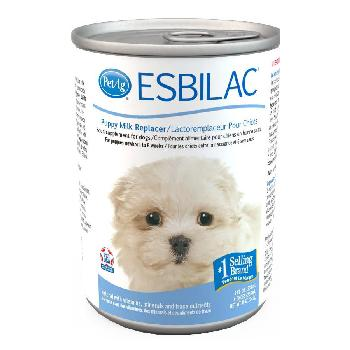 Esbilac Puppy Milk Replacer Liquid, 8 Ounces