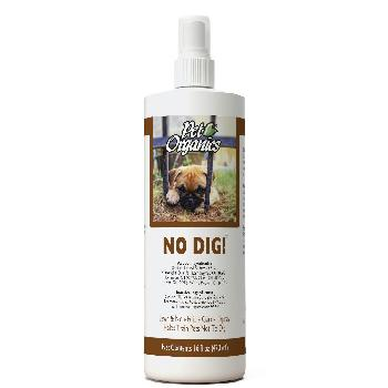 NaturVet Pet Organics No Dig! Lawn Spray 16 oz