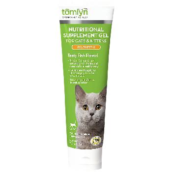 Tomlyn Felovite II Nutritional Supplement Gel for Cat and Kittens, 2.5-oz