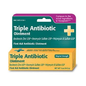 Triple Antibiotic 1 oz