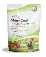 Vetality Skin and Coat Long Lasting Chews 14 ct