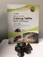 Triple Action Calming Sniffer Soft Chews 60 count