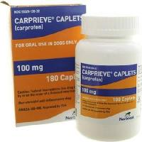 Rx Carprieve Chewable Tabs 100 mg X 180 ct