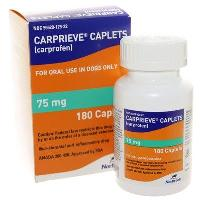 Rx Carprieve Chewable Tabs 75 mg X 180 ct