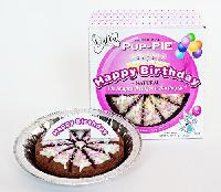 Happy Birthday Pup-Pie 6""