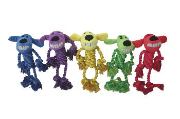 Rope Buddy Loofa 11""