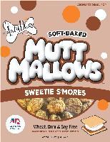Mutt Mallows Roasted Vanilla Smores 5 oz