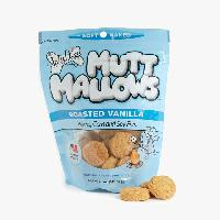 Mutt Mallows Roasted Vanilla 5 oz
