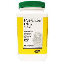 Pet Tabs Plus 60 ct