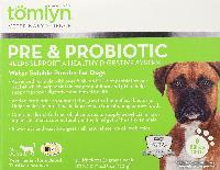 Pre and Probiotic Water Soluble Powder for Dogs 30 pk