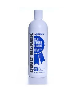 Exhibitor Labs Quic Black Shampoo 16 oz.