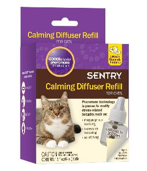 Sentry Calming Diffuser Cat Refill 1.5 oz