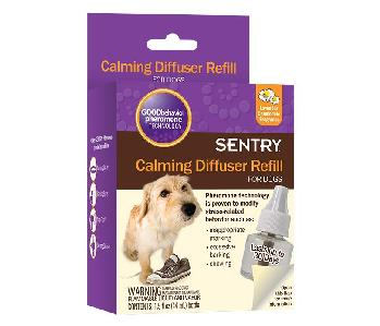 Sentry Calming Diffuser Dog Refill 1.5 oz